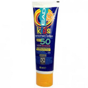 EAD KIDS SUN SUNSCREEN LOTION SFF50 UVA UVB PROTECTION 200ml & 88ml TRAVEL PACK