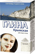 Fito Cosmetic Treasures of Native Russia Natural Clay - Cleansing Crimean 100g
