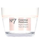 No7 Essential Moisture Night Cream 50Ml