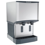 Scotsman HID525W-1 Meridian Ice Machine/Dispenser H2 Nugget Ice water cooled up