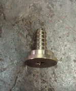 Gas Tail Piece for Sanke Tap