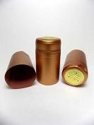 Bronze Heat Shrink Capsules