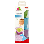 Annabel Karmel by NUK Stackable Food Pots