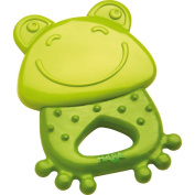 HABA Clutching Toy Frog Silicone Teether