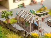 Noch 14357 Green House Landscape Modelling