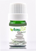 Aroma2Go | Relax Essential Oil Blend | Comparable to Serenity by doTerra | Therapeutic Grade Undiluted Natural Essential Oil 15 ml | Soothing Calming