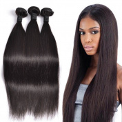 Peruvian hair 3 bundles 300g straight weave