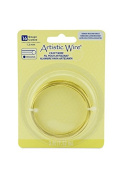 Artistic Wire 16 Gauge Hexagonal Wire, 1.5m, Tarnish Resistant Silver