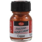 Viva Decor Precious Metal Colour 25ml-Copper