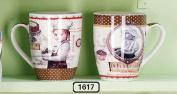 COOK 2 Cup Set Ceramic