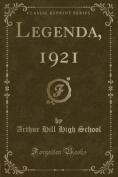 Legenda, 1921