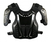 Komine Sk-600 Chest Protector Guard Black Free 04-600
