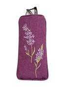 Spectacles Case in a Lavender Design.