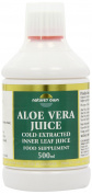 Natures Own Aloe Vera Juice - Inner Leaf 500ml
