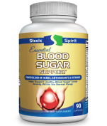 Steele Spirit Blood Sugar Support