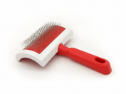 Professional Pet Slicker Rug Brush for Dogs & Cats