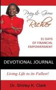Pray & Grow Richer Devotional Journal  : 31 Days of Financial Empowerment