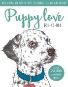 Puppy Love Dot-to-dot Book