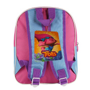 Original 3D Trolls Backpack, Official Licenced Trolls | DreamWorks Backpack Poppy 3D EVA