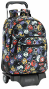 Safta School Backpack, Black (black) - 641742863