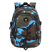 Backpack Child Camouflage School Backpack Water Resistant MORRALES Multi-Function Travel Back Packs gudehome A
