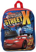 Official Disney Pixar Cars Large Childrens School Backpack with Mesh Pocket DSC6-8051 NEW