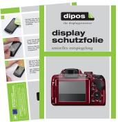 Nikon Coolpix B700 Screen Protector - 6x dipos Matte Protection Films