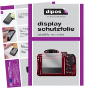 Nikon Coolpix B700 Screen Protector - 6x dipos Clear Protection Films