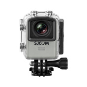 SJCAM M20 Sports Action Camera Kit with 3.8cm Screen - Silver