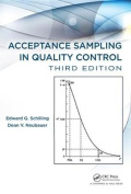 Acceptance Sampling in Quality Control,Third Edition