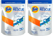 Tide Odour Rescue with Febreze Odour Defence In-Wash Laundry Booster Pacs, 18 Count