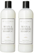 The Laundress Wool & Cashmere Shampoo, Cedar, 470ml – 32 loads