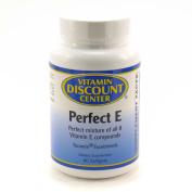 Perfect E Vitamin E Mixed Tocotrienols By Vitamin Discount Centre - 60 Softgels
