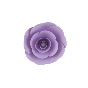 Mega Crafts 20cm Handmade Paper Flower in Lavender | For Home Décor, Wedding Bouquets & Receptions, Event Flower Planning, Table Centrepieces, Backdrop Wall Decoration, Garlands & Parties