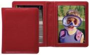 Raika RO 151 RED 13cm . x 17cm . Travel Frames - Red