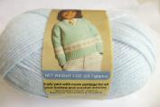 Baby Blue Natura Sport and Baby Sayelle Knitting and Crochet Yarn