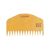 "Clover ""bloom cage"" tapestries comb"