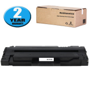 MLT-D105L (D105L) Toner Cartridge High Yield 1 Pack Black by Hobbyunion Compatible for Samsung ML-1910 ML-1915 ML-2525 ML-2525W ML-2580N SCX-4600 SCX-4623F SCX-4623FN SF-650 SF-650P