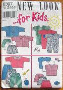 Kids PATTERN (NEW LOOK #6397) SIZE