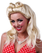 40s Pinup Girl by Sepia Costume Wigs,Blonde