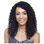 LUFFYWIG Brazilian Kinky Curly Wig Natural Colour 60cm Afro Kinky Curly Wigs For Black Women 100% Human Hair Wig African American Lace Front Wigs For Women