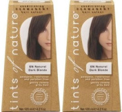 Tints Of Nature Natural Dark Blonde 120Ml Bundle Pack Of 2