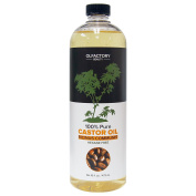 Olfactory Beauty 100% Pure Castor Oil 470ml
