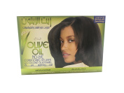 Vitale Olive Oil No-Lye Conditioning Relaxer with Coconut Oil & Vitamins - Regular