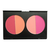 Newest trent 4 Colours Face Blush Powder Contour Make Up Powder Palette Beauty Facial Repair Powder Contouring Blush