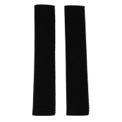 MagiDeal 1 Pair Black Kayak Boat Paddle Grips -Prevents Rubs, Blisters/Efficient Paddling