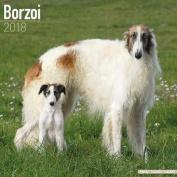 Borzoi Calendar 2018