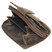 Green Burry 1792 - 25 Vintage Leather Purse   Handmade