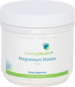 Magnesium Malate Powder | Provides 500 mg of Magnesium Malate as Dimagnesium Malate Per Serving | Physician Formulated | Seeking Health