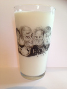 FATHER TED BEER GLASS